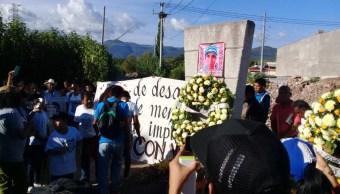 Caso Ayotzinapa marchan Iguala por normalistas desaparecidos