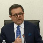 Guajardo entrega al Senado texto de acuerdo comercial con EU