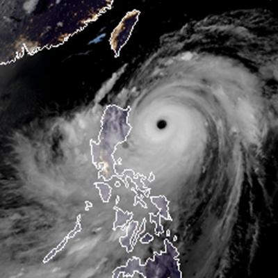 Filipinas se prepara para el azote del poderoso tifón Mangkhut