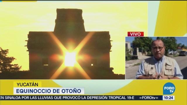 Inicio Equinoccio Otoño Yucatán Celebraciones Turismo