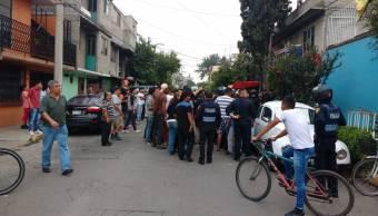 Frustran linchamiento en Iztapalapa