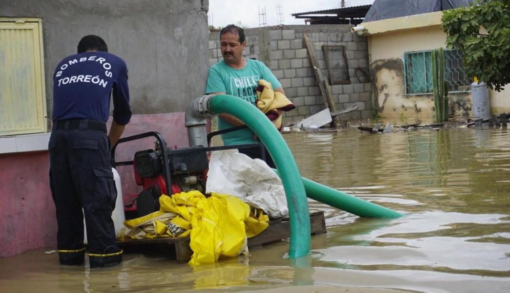 Clima Coahuila; emiten declaratoria de emergencia por lluvia