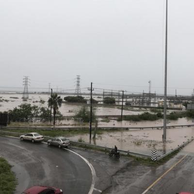 Damnificados por lluvias buscan recuperar pertenencias en Ahome, Sinaloa