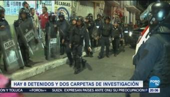 Investigan muerte de hombre linchado en Cuajimalpa