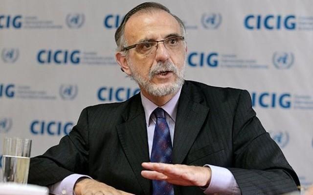 Guatemala prohíbe ingreso al comisionado contra la impunidad