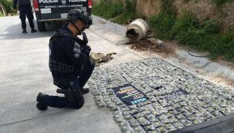 Venta de drogas en Jalisco: detienen a hombre con marihuana