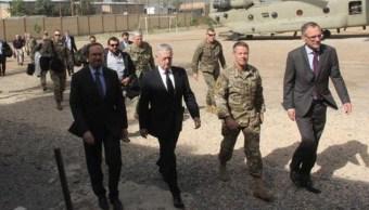 mattis llega afganistan para reunirse presidente ghani
