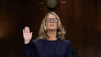 Christine Blasey Ford, la mujer que acusa a Kavanaugh