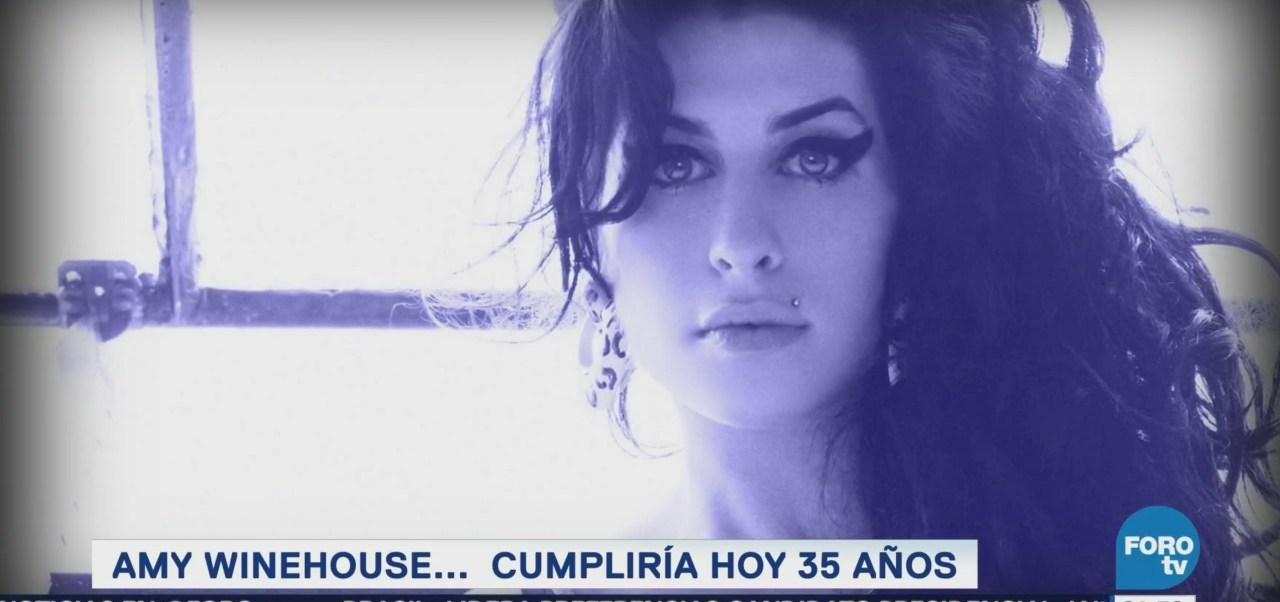 La Efeméride En Una Hora Amy Winehouse