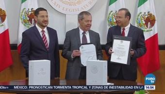 La entrega del último Informe de Gobierno de Peña Nieto