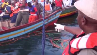 Tanzania naufragio: Más de cien muertos