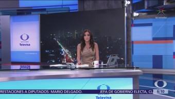 Las noticias, con Danielle Dithurbide: Programa del 12 de septiembre del 2018