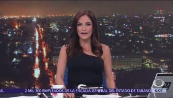 Las noticias, con Danielle Dithurbide: Programa del 13 de septiembre del 2018