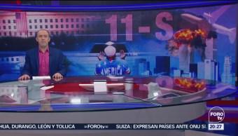 Las Noticias con, Julio Patán Programa del 11 de septiembre