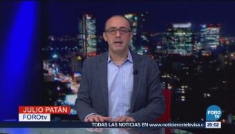 Las Noticias con Julio Patán Programa del 12 de septiembre
