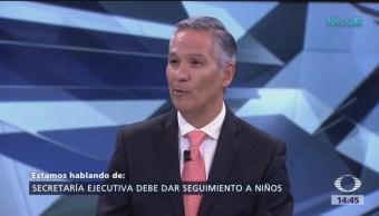 Estado Niñez Adolescencia México