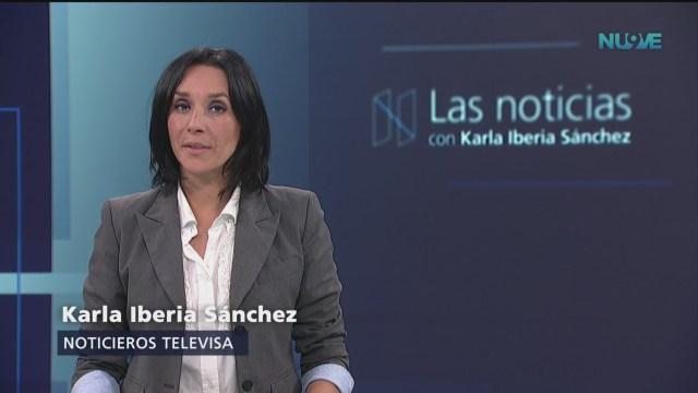 Las Noticias, con Karla Iberia: Programa del 14 de septiembre de 2018