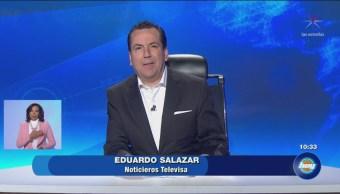 Las noticias con Lalo Salazar en Hoy del 20 de septiembre