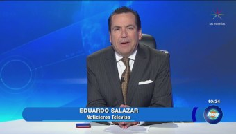Las noticias con Lalo Salazar en Hoy del 27 de septiembre