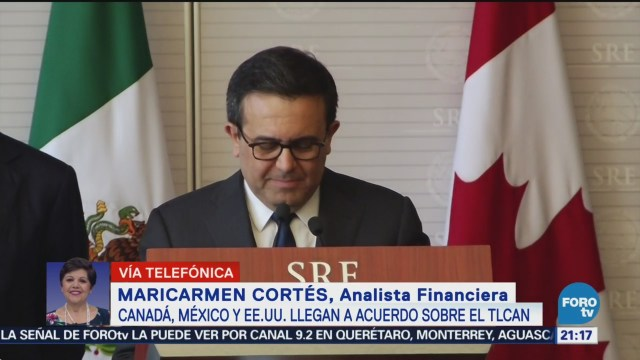 Se Mantuvo Trilateralidad Acuerdo Comercial Maricarmen Cortes