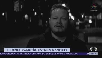 Leonel García estrena su video 'Bailar'