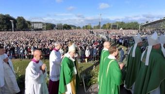 Lituania: Papa recuerda horrores de ocupación soviética