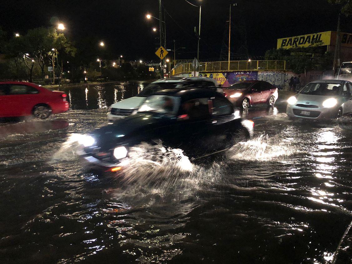 Qué hacer en caso de lluvia e inundación