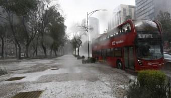 Clima hoy sábado en CDMX de lluvias en la tarde