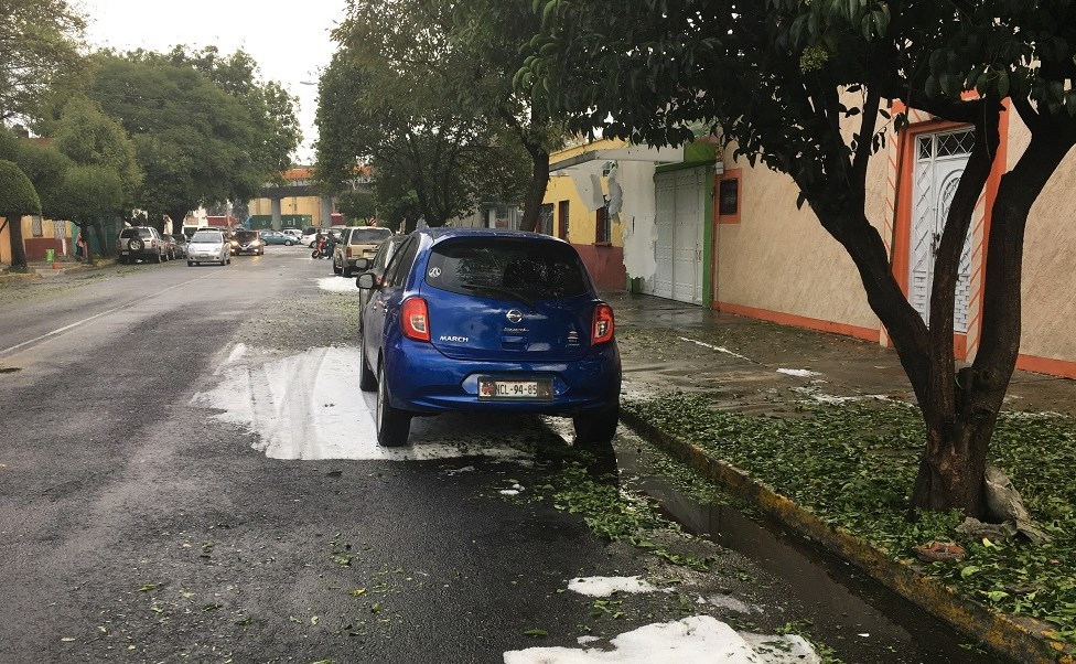Clima hoy en Cdmx de lluvias para el domingo