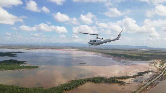 Lluvias afectan 15 mil hectáreas agrícolas en Sinaloa