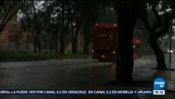 Lluvias Afectan Zona Norte Cdmx Inundaciones Encharcamientos
