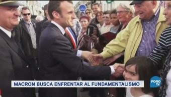 Macron Busca Reorganizar El Culto Musulmán