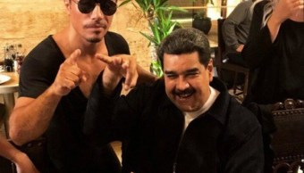 Nicolas Maduro Salt Bae video indigna a Venezuela