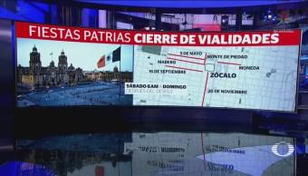 Arranca Operativo Seguridad Fiestas Patrias CDMX
