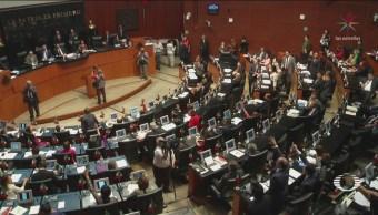 Morena Aprueba Reducir Tiempo Pleno Senado