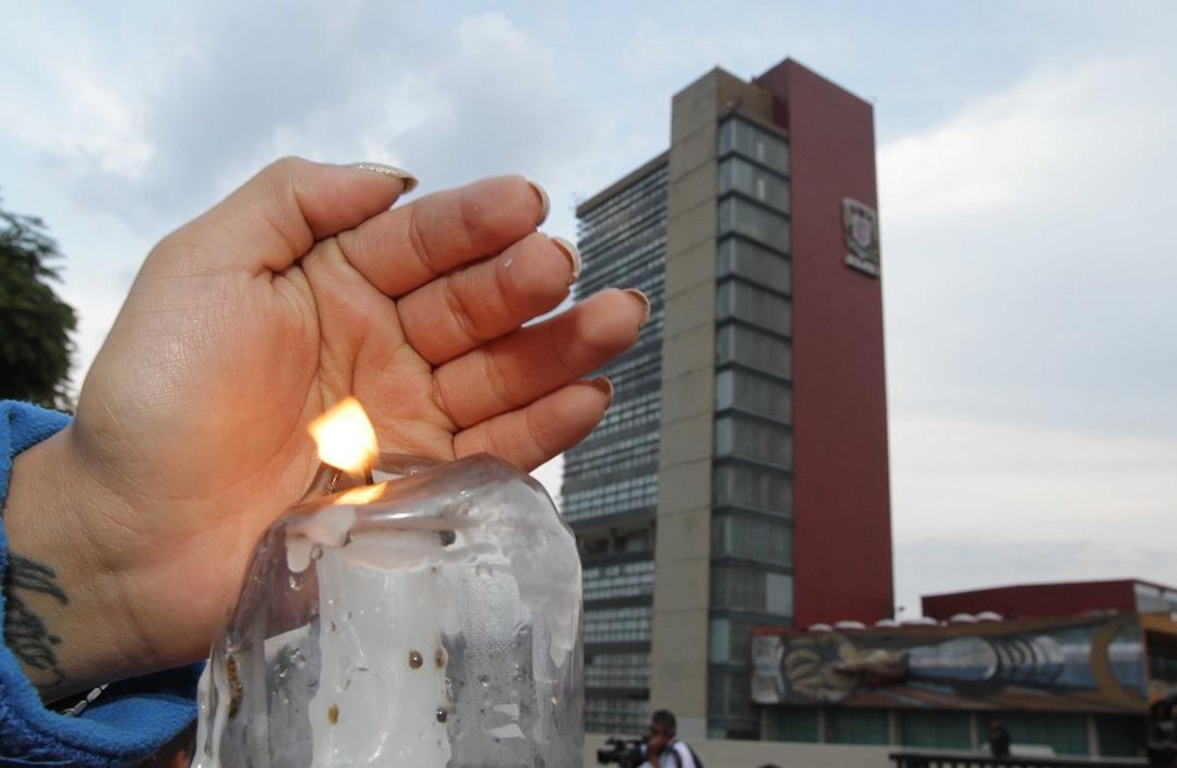 Vinculan a proceso a joven por motín en la UNAM