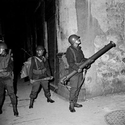 'Bazucazo' marcó el inicio del movimiento del 68, evento narrado por Jacobo Zabludovsky