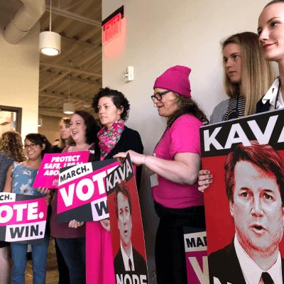 Trump cuestiona veracidad de acusaciones de abuso sexual contra Kavanaugh