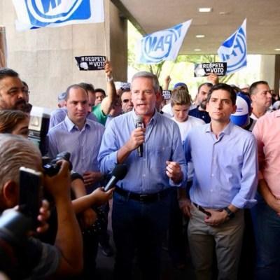 PAN sobre senador García Cabeza de Vaca: Es de hombres equivocarse