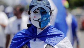 Ataque a balazos en marcha contra Ortega en Nicaragua