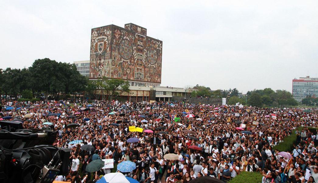 Pliego petitorio del CCH Azcapotzalco