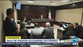 Exsecretario Del PRI Sale Penal Chihuahua