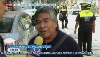 Deslavecerro Afecta Vivienda Naucalpan