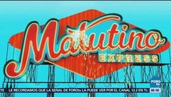 Matutino Express del 13 de septiembre con Esteban Arce (Parte 1)