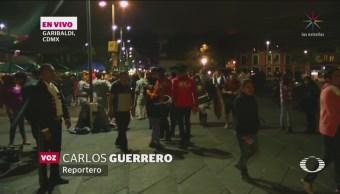Mega Serenata Garibaldi Reactivar Economía Tiroteo