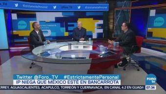 Mesa de análisis México en bancarrota dice AMLO