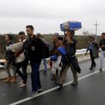 Crisis Venezuela: Caminantes recorren cientos de kilómetros