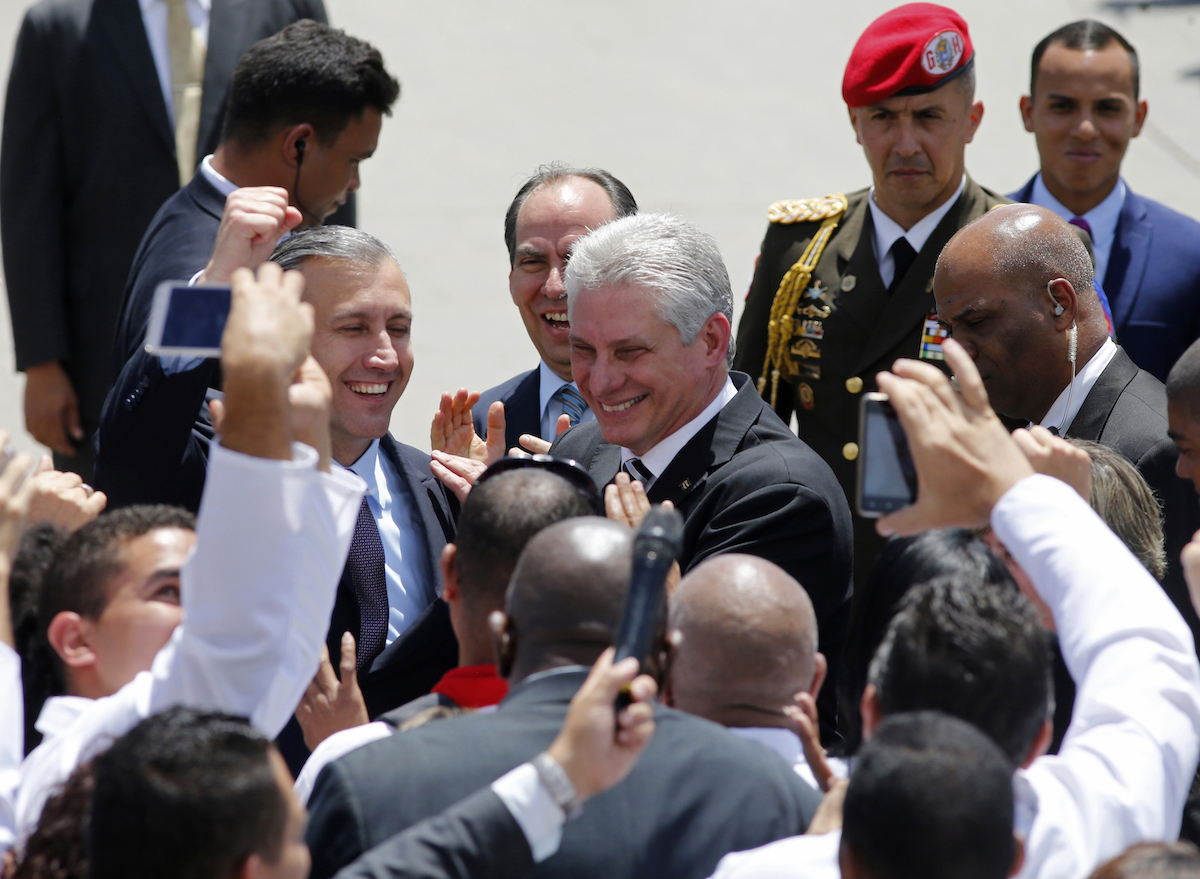 Díaz-Canel, dispuesto al diálogo con Estados Unidos sin condiciones previas