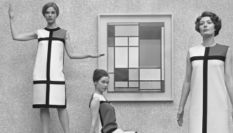 Moda Década De Los Sesenta, Moda Década De Los Sesenta Hombres, Moda Década De Los Sesenta Mujeres, Minifalda, Mondrian, Moda
