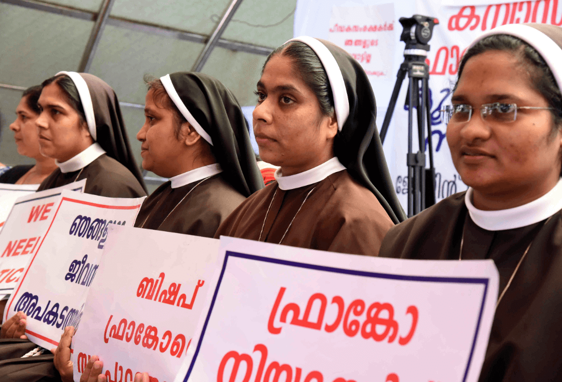 Estremecedor: obispo abusó sexualmente 13 veces de una monja
